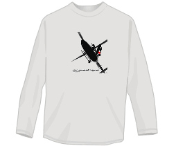 maglietta long sleeve